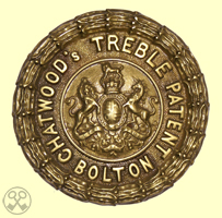 Chatwood Treble Patent Escutcheon