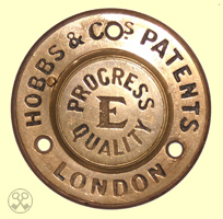 Hobbs & Cos. Progress E Quality Escutcheon.