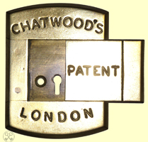 Chatwood's Patent Escutcheon